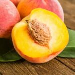 What are peach nuts used for